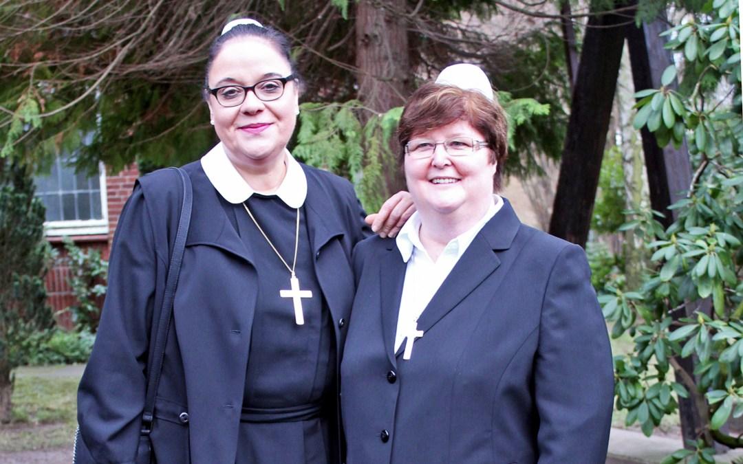 Neue Oberin für die Schwesternschaft der Diakonie Stiftung Salem
