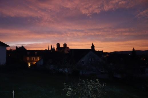 Gelnhausen am Abend