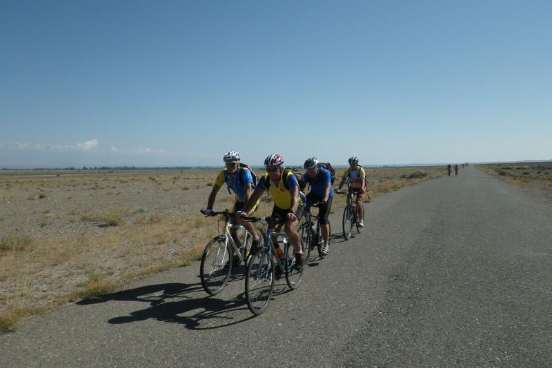 Voyage FFCT Kirghizistan - 1 au 16 septembre 2012