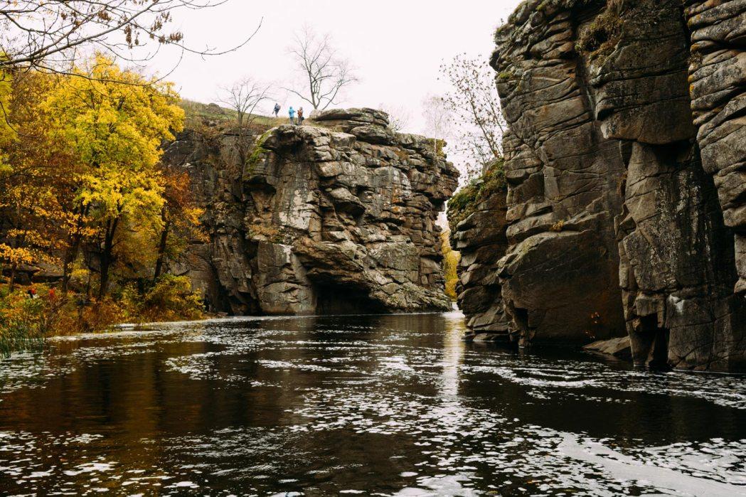 Скалы Букский каньон
