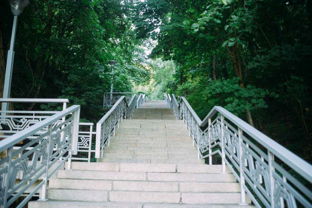 Канев музей шевченко подъем лестница