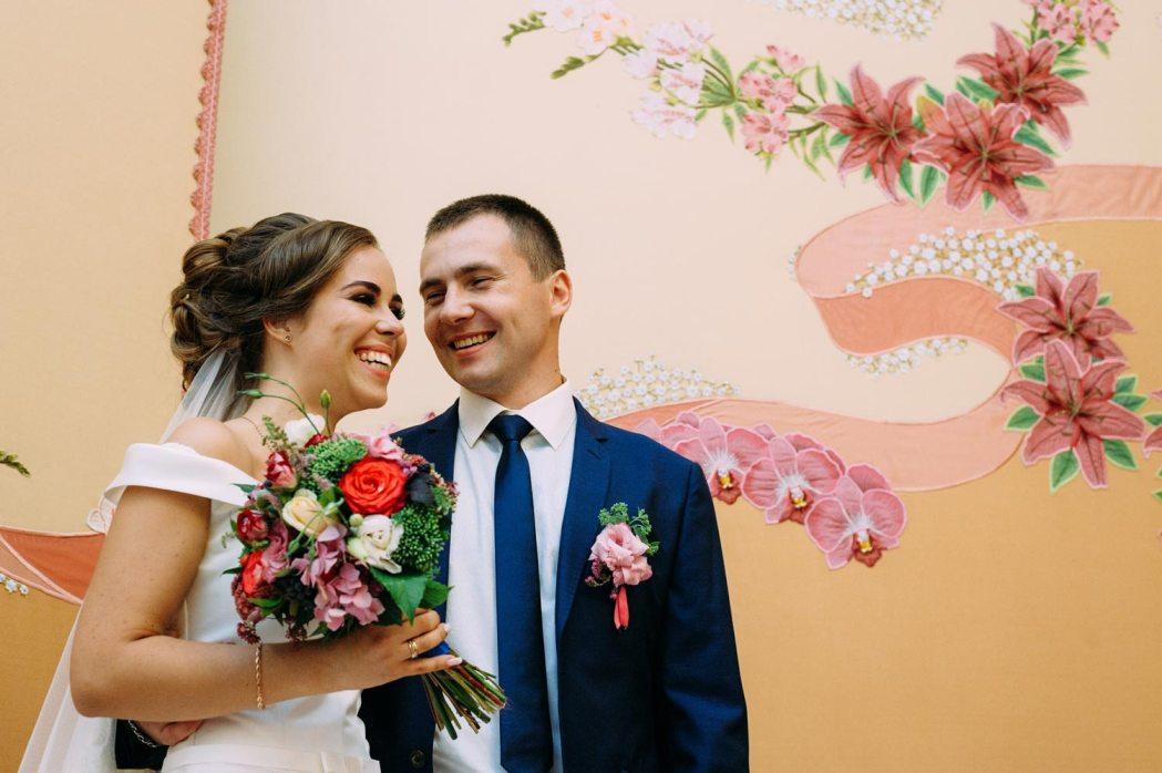 Свадьба Дарницкий ЗАГС Киев