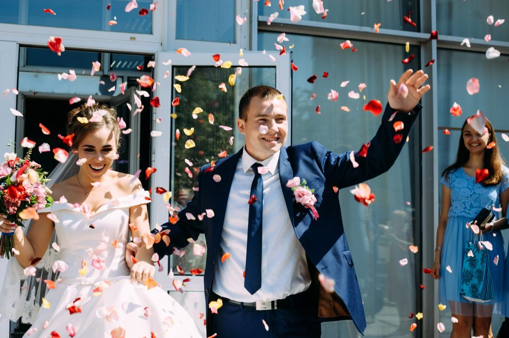 Свадьба в Дарницкий ЗАГС Киев