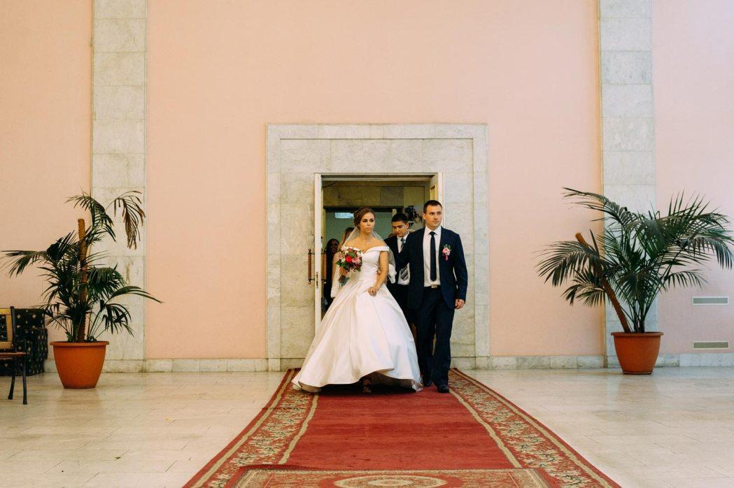 Свадьба в Дарницком ЗАГСе