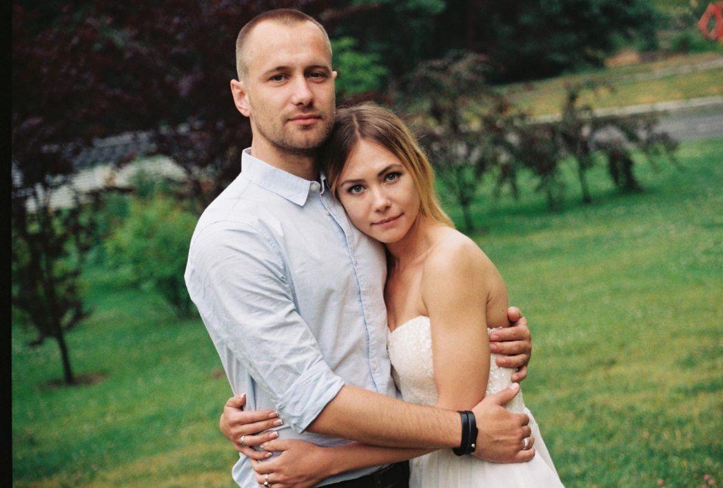 Свадьба на фотопленку кодак