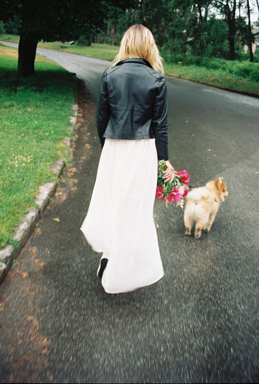 Свадебная фотосъемка на пленочный фотоаппарат