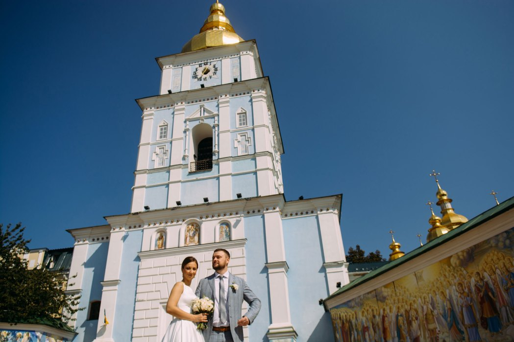 Михайловский монастырь свадьба