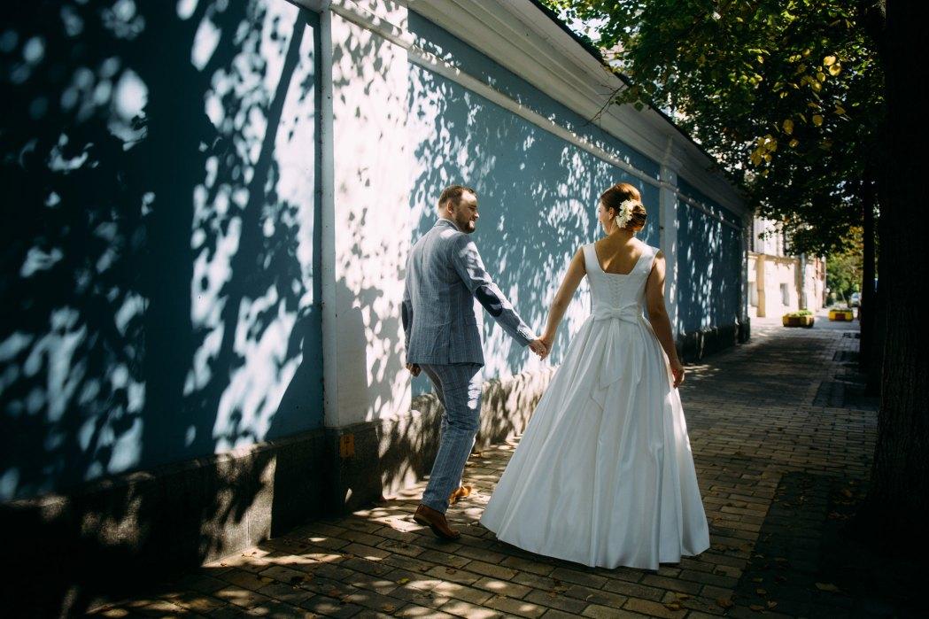Свадьба возле Михайловского монастыря