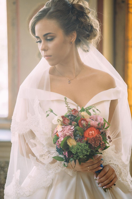 Невеста Шоколадный домик свадебный фотограф