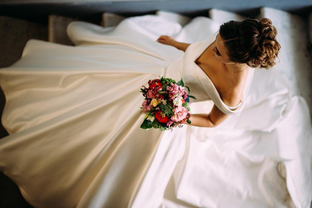 Wedding dress Photographer in Italy