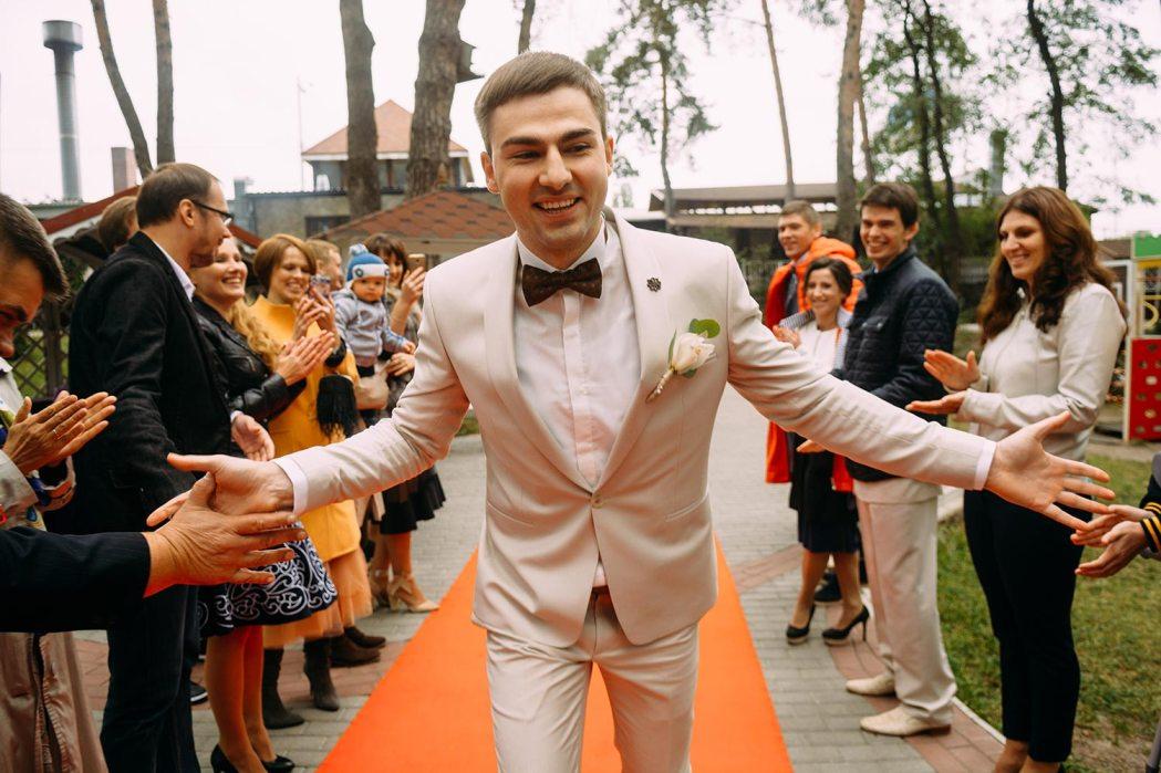 Wedding photos Italy