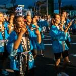 外国人参加者が多い湖西おいでん祭り&花火大会
