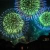 今年もやってきました湖西湖上花火大会