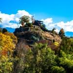 中津川の城跡が素晴らしすぎて感激