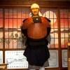 東海道を徒歩で横断する修行僧がいらっしゃいました