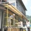 密かに浜松市天竜区水窪町に空き家再生ゲストハウス計画が存在していたのだが