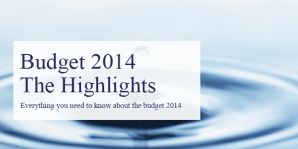 Budget 2014 highlights