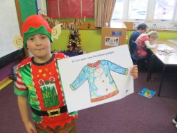 christmas jumper day 026
