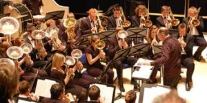 feel festive - huddersfield brass band