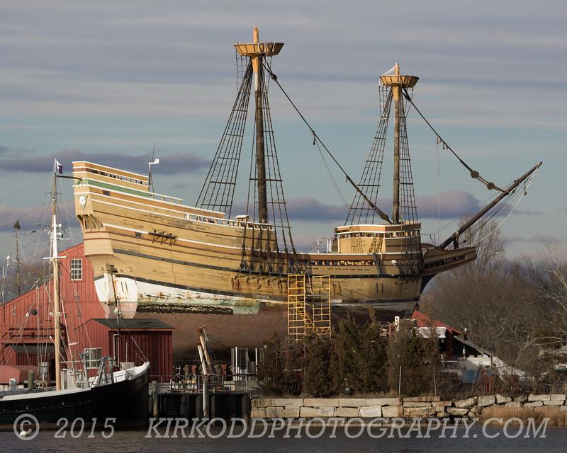 Ship Repair in Mystic