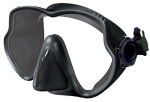 Tilos Frameless Scuba/Dive Mask