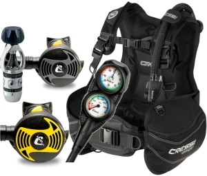 Cressi Start BCD Package Deal available @ Kirk Scuba Gear
