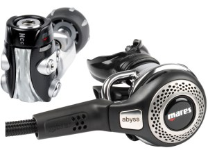 Mares Abyss 52 Regulator aavailable @ Kirk Scuba Gear