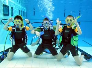 Kids Dive Lessons