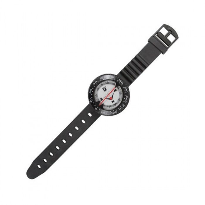 XS Scuba Standard Wrist/Hose Mount Compass Complete for Scuba Divers