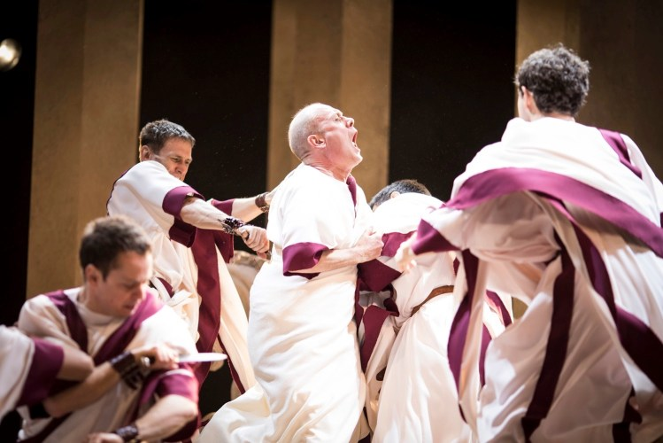 Julius Caesar production images 2017 2017 Photo by Helen Maybanks  c RSC 214266