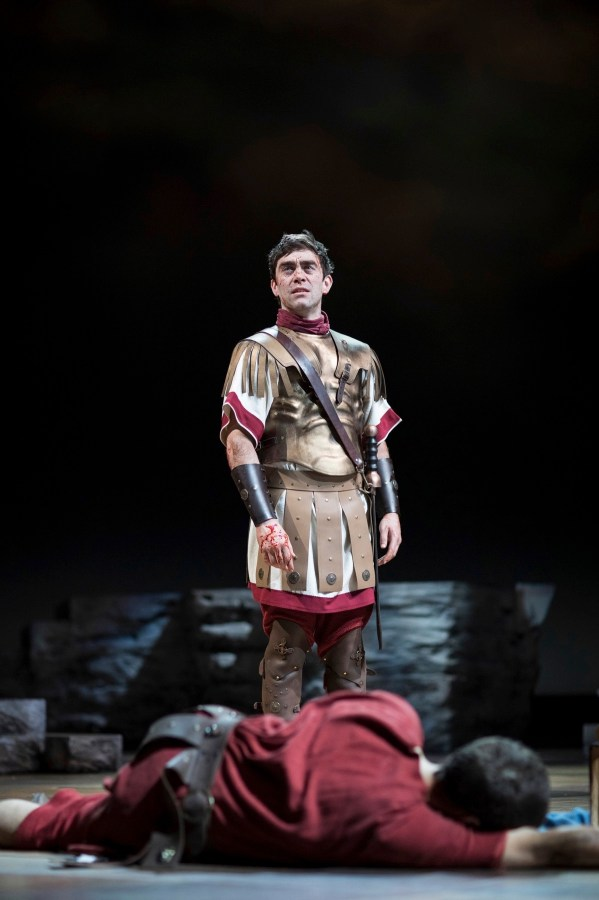 Julius Caesar production images 2017 2017 Photo by Helen Maybanks  c RSC 214419