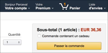 Amazon fr p