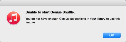 Genius shuffle