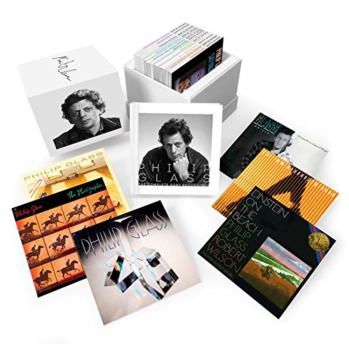 Glass box set