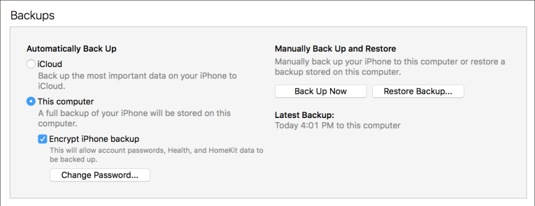 Kirkville - Why You Shouldn't Trust iCloud to Back Up Your