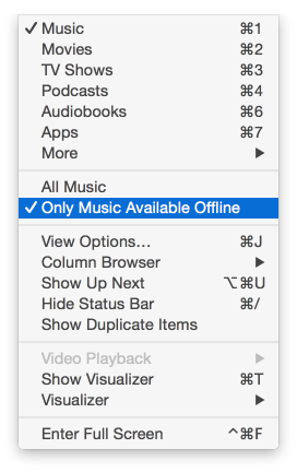 Music offline