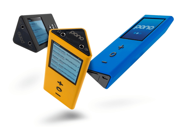 Pono players yellow blue