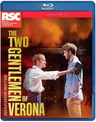 Two gents blu ray