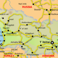 Gezi yazıları - İlk Gürcistan yazısı