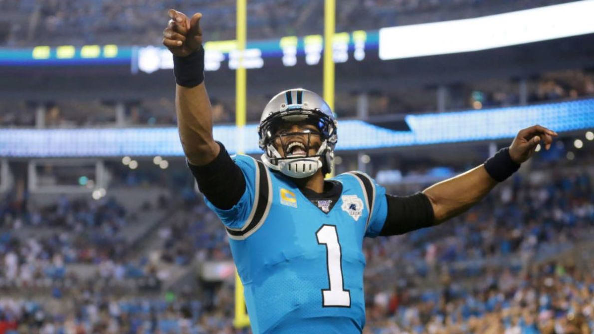 It's official: Carolina Panthers release QB Cam Newton after nine seasons