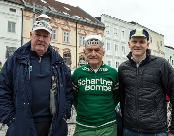 Rudi und Ludwig Kretz, Dominik Hrinkow