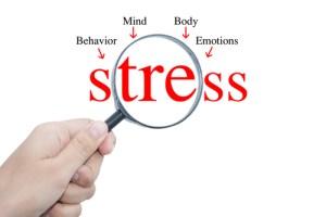 Om stress foredrag hos Kirsten-K