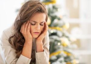 Kvinde med symptomer på stress får hjælp hos stresscoach Kirsten-K