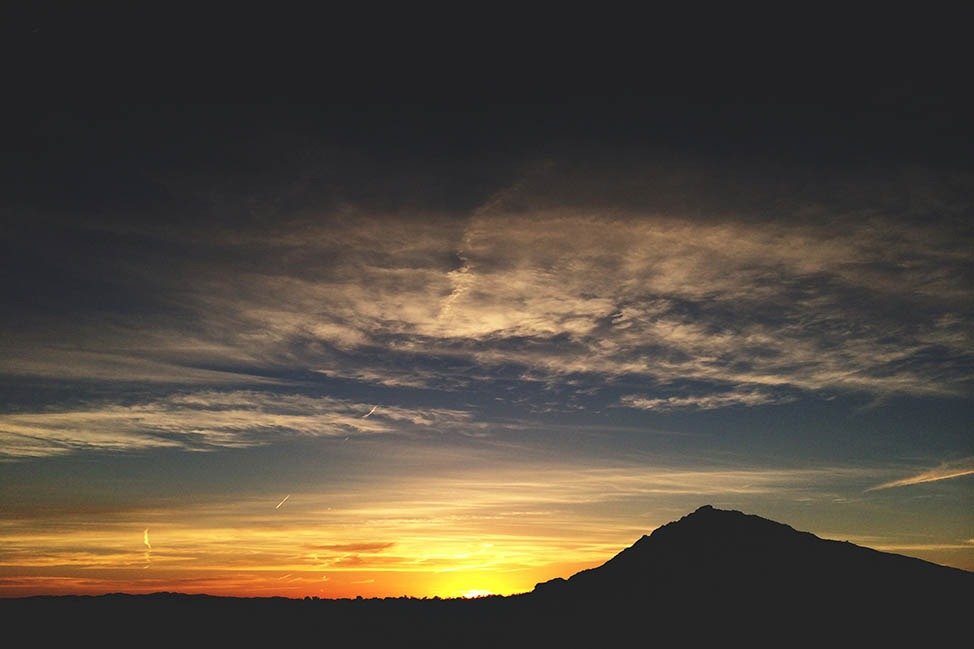 Sunset Sunday in Arizona