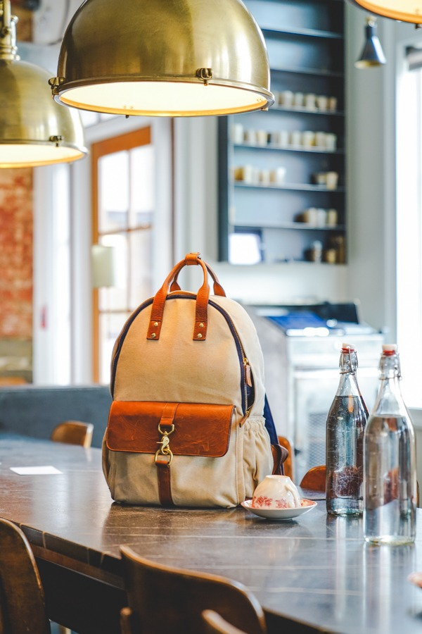 The Hudson by ONA Bags et Zio and Sons