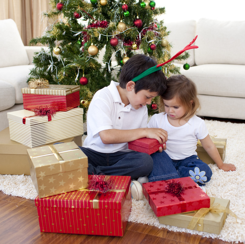Depressed brother gets christmas gift from sister