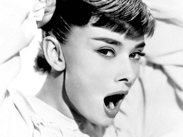 Икона стиля Одри Хепберн | Кирстен Данст (Kirsten Dunst ...