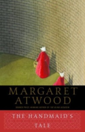 amwriting amreading writing book thehandmaidstale margaretatwood dystopian