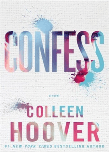confess, colleen hoover, romance, young adult, ya