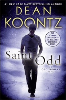 Saint Odd, Dean Koontz, horror, books, book